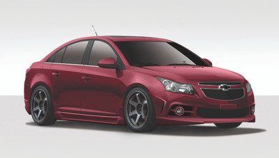 Chevy Cruze Concept X Duraflex Full Body Kit 2011-2015
