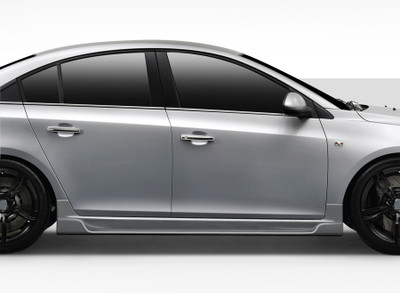 Chevy Cruze Concept X Duraflex Side Skirts Body Kit 2011-2015