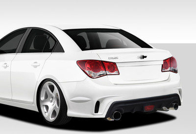 Chevy Cruze GT Racing Duraflex Rear Body Kit Bumper 2011-2015