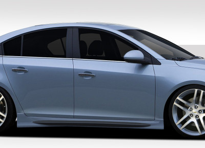 Chevy Cruze GT Racing Duraflex Side Skirts Body Kit 2011-2015