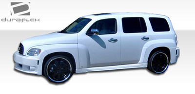 Chevy HHR VIP Duraflex Side Skirts Body Kit 2006-2011