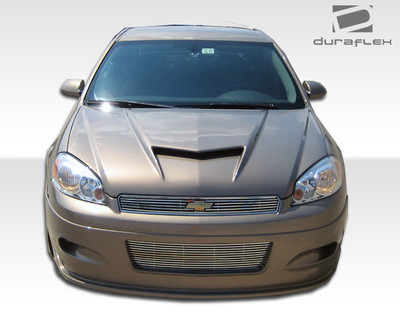 Chevy Impala Racer Duraflex Front Bumper Lip Body Kit 2006-2013