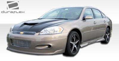 Chevy Impala Racer Duraflex Full Body Kit 2006-2013