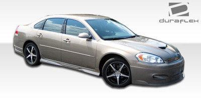 Chevy Impala Racer Duraflex Side Skirts Body Kit 2006-2013