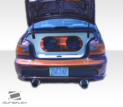Chevy Malibu Kombat Duraflex Rear Body Kit Bumper 1997-2003