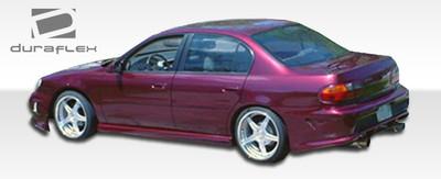 Chevy Malibu Kombat Duraflex Side Skirts Body Kit 1997-2003
