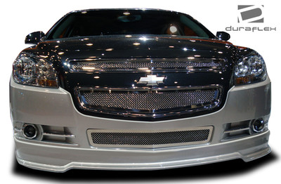 Chevy Malibu Racer Duraflex Front Bumper Lip Body Kit 2008-2012
