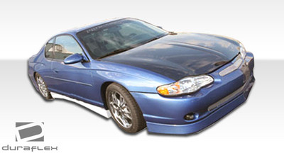 Chevy Monte Carlo F-1 Duraflex Full Body Kit 2000-2005