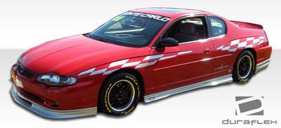 Chevy Monte Carlo Racer Duraflex Side Skirts Body Kit 2000-2007