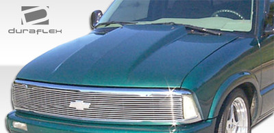 Chevy S-10 Cowl Duraflex Body Kit- Hood 1994-2004