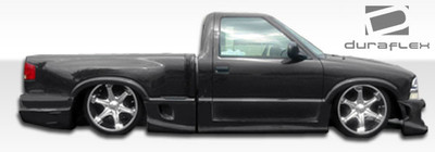 Chevy S-10 Drifter Duraflex Side Skirts Body Kit 1994-2004