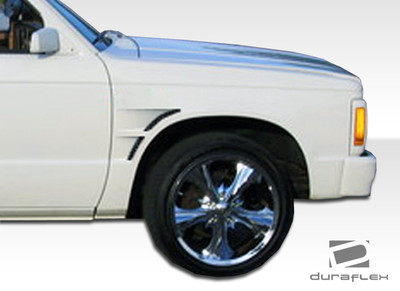 Chevy S-10 GT Concept Duraflex Body Kit- Fenders 1982-1993