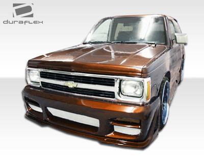 Chevy S-10 R34 Duraflex Front Body Kit Bumper 1982-1993