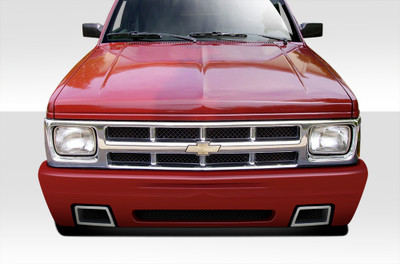 Chevy S-10 SS Look Duraflex Front Body Kit Bumper 1982-1993