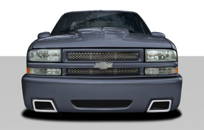 Chevy S-10 SS Look Duraflex Front Body Kit Bumper 1994-2004