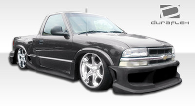Chevy S-10 Step Side Drifter Duraflex Full 4 Pcs Body Kit 1994-2004