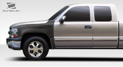 Chevy Silverado Off Road Bulge Duraflex Body Kit- Fenders 1999-2002