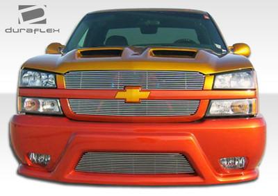 Chevy Silverado Platinum Duraflex Front Body Kit Bumper 2003-2006