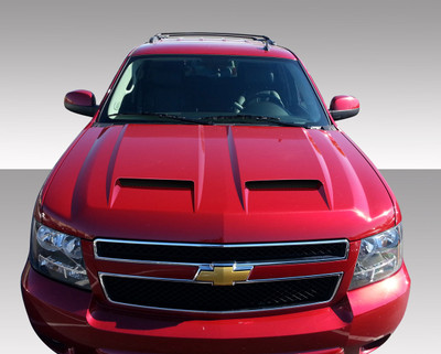 Chevy Tahoe CV-X Duraflex Body Kit- Hood 2007-2014
