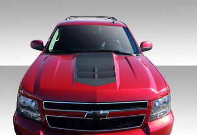 Chevy Tahoe ZL1 Look Duraflex Body Kit- Hood 2007-2014