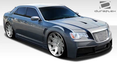 Chrysler 300 Brizio Duraflex Full 9 Pcs Body Kit 2011-2014