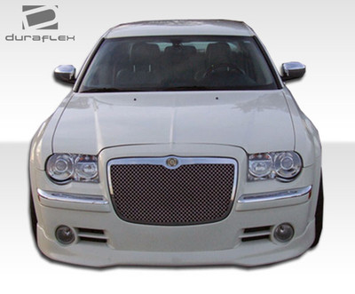 Chrysler 300 Elegante Duraflex Front Bumper Lip Body Kit 2005-2010