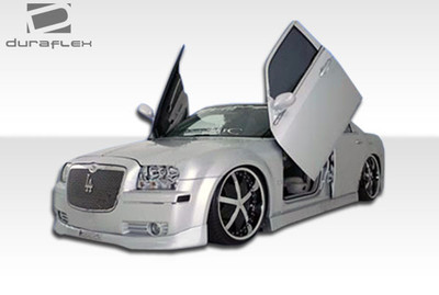 Chrysler 300 Elegante Duraflex Full Body Kit 2005-2010