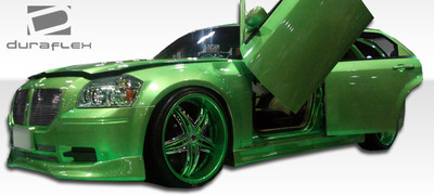Chrysler 300 Elegante Duraflex Side Skirts Body Kit 2005-2010