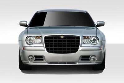 Chrysler 300 SRT Look Duraflex Front Body Kit Bumper 2005-2010