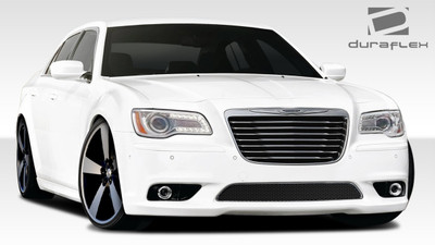 Chrysler 300 SRT Look Duraflex Front Body Kit Bumper 2011-2015