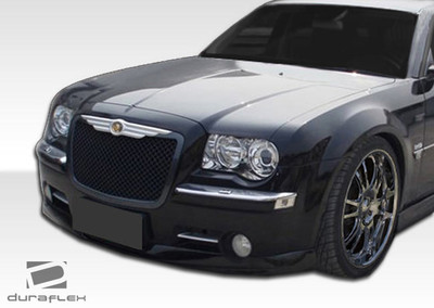 Chrysler 300C Brizio Duraflex Front Bumper Lip Body Kit 2005-2010