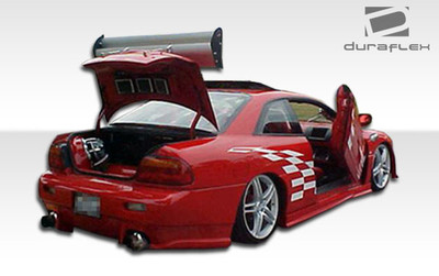 Chrysler Sebring Viper Duraflex Rear Body Kit Bumper 1995-2000