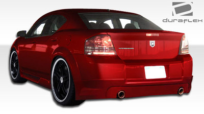 Dodge Avenger Racer Duraflex Side Skirts Body Kit 2008-2014