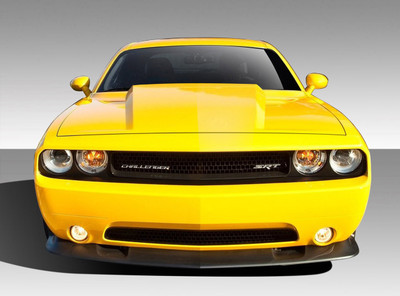 Dodge Challenger Cowl Duraflex Body Kit- Hood 2008-2015