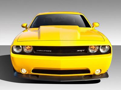 Dodge Challenger Cowl Duraflex Body Kit- Hood 2008-2015