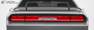 Dodge Challenger G-Spec Carbon Fiber Creations Body Kit-Wing/Spoiler 2008-2015