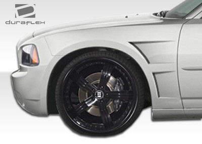 Dodge Charger Executive Duraflex Body Kit- Fenders 2006-2010