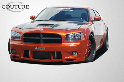 Dodge Charger Luxe Couture Front Wide Body Kit Bumper 2006-2010