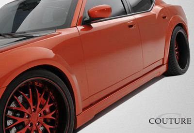 Dodge Charger Luxe Couture Side Skirts for Wide Body Kit 2006-2010