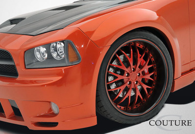 Dodge Charger Luxe Couture Wide Fender Flares 2006-2010