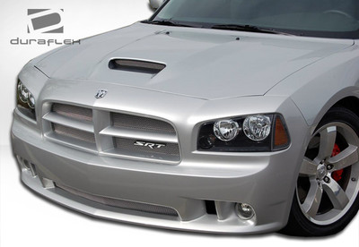 Dodge Charger SRT Look Duraflex Body Kit- Hood 2006-2010