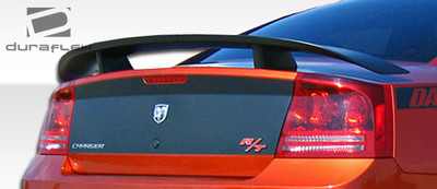 Dodge Charger SRT Look Duraflex Body Kit-Wing/Spoiler 2006-2010