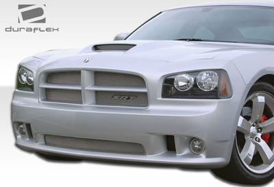 Dodge Charger SRT Look Duraflex Front Body Kit Bumper 2006-2010