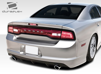 Dodge Charger SRT Look Duraflex Rear Body Kit Bumper 2011-2014