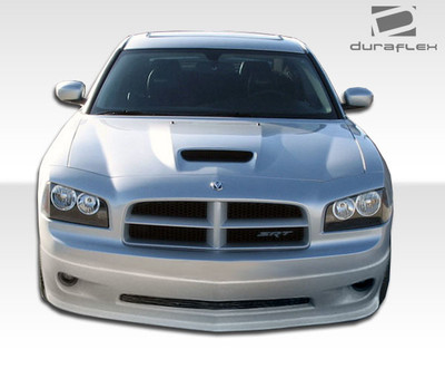 Dodge Charger VIP Duraflex Front Bumper Lip Body Kit 2006-2010