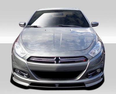 Dodge Dart Racer Duraflex Front Bumper Lip Body Kit 2013-2015