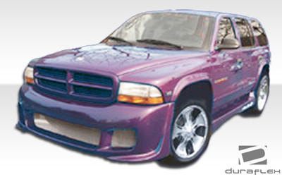 Dodge Durango Platinum Duraflex Front Body Kit Bumper 1998-2003