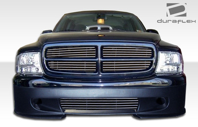 Dodge Durango SG Duraflex Front Bumper Lip Body Kit 1998-2003