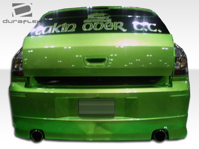 Dodge Magnum VIP Duraflex Rear Body Kit Bumper 2005-2008