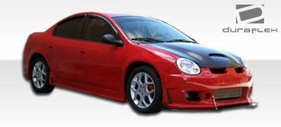 Dodge Neon B-2 Duraflex Side Skirts Body Kit 2000-2005